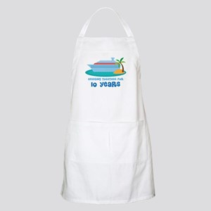 10th Anniversary Cruise Apron