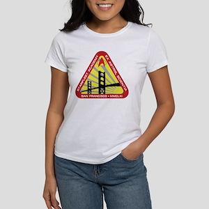 STAR TREK TNG SFA Women's Classic White T-Shirt