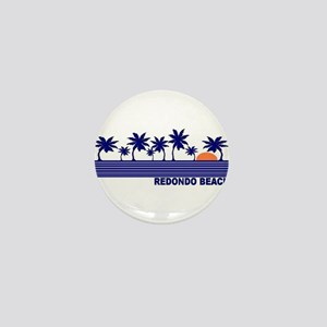 Redondo Beach, California Mini Button