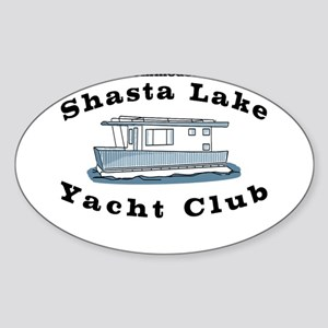 Shasta Lake Yacht Club Sticker