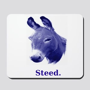 Democratic Steed Mousepad
