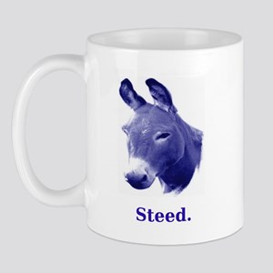 Democratic Steed Mug