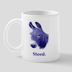 Democratic Steed Mug