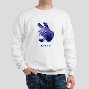 Democratic Steed Sweatshirt
