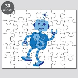Dancing Robot Puzzle