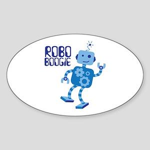 ROBO BOOGIE Sticker