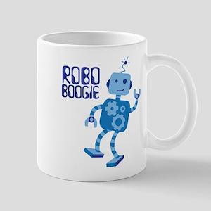ROBO BOOGIE Mugs