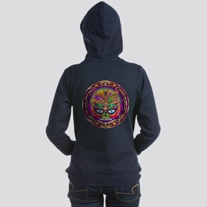 Mardi Gras Queen 8 Hooded Sweatshirt
