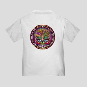 Mardi Gras Queen 8 Toddler T-Shirt