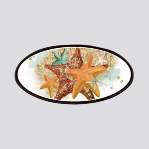 Starfish Sparkle Patches