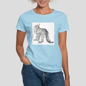 """Jr. Jersey """"Snow Bengal"""" T-Shirt"""