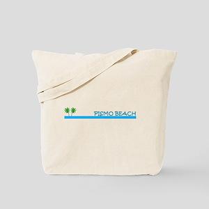 Pismo Beach, California Tote Bag