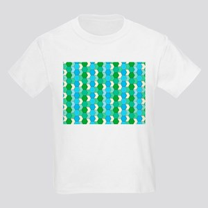 allover graphic green T-Shirt