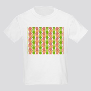 allover graphic red green T-Shirt