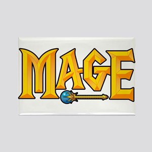 Mage @ eShirtLabs.Com Rectangle Magnet