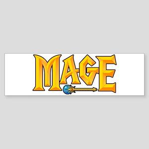 Mage @ eShirtLabs.Com Bumper Sticker