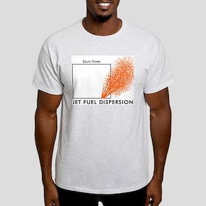 South Tower Ash Grey T-Shirt