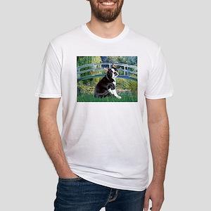 Bridge & Boston Ter Fitted T-Shirt