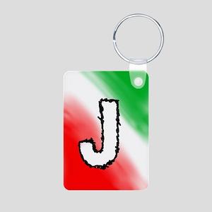 Forever Juventus Aluminum Photo Keychain