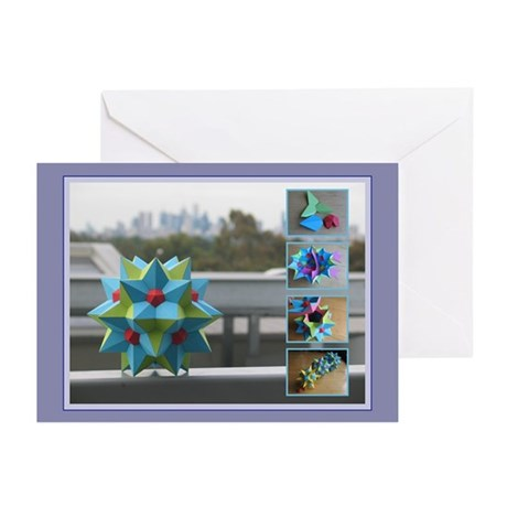 Gishi Cross-Section Cards (Pk Of 10)