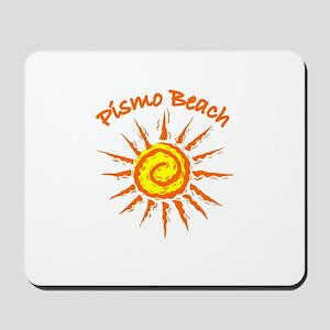 Pismo Beach, California Mousepad