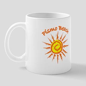Pismo Beach, California Mug