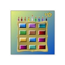 12 Tribes Israel Levi Sticker