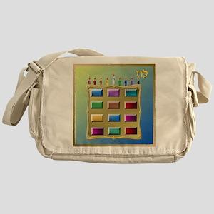12 Tribes Israel Levi Messenger Bag