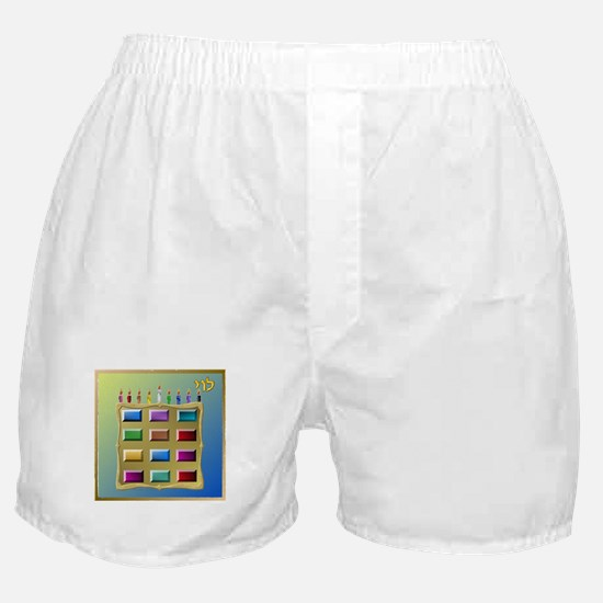 12 Tribes Israel Levi Boxer Shorts