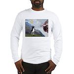 Creation of a Boston Ter Long Sleeve T-Shirt