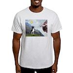 Creation of a Boston Ter Light T-Shirt