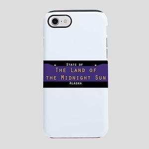 Alaska Nickname #2 iPhone 7 Tough Case