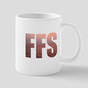 FFS (sunset) Mugs