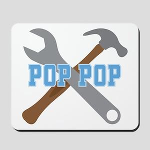 Pop Pop (tools) Mousepad