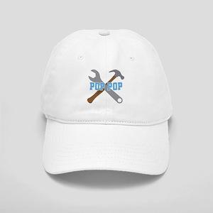 Pop Pop (tools) Cap
