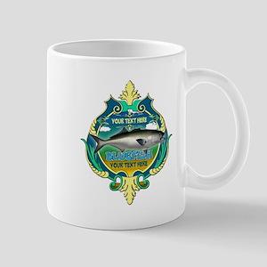 Personalized Bluefish Trophy Mugs