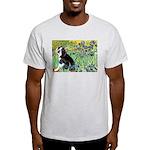 Irises & Boston Ter Light T-Shirt