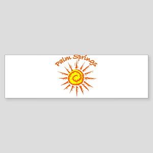 Palm Springs, California Bumper Sticker