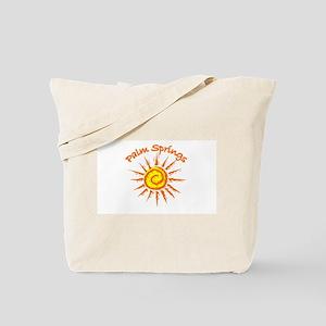 Palm Springs, California Tote Bag