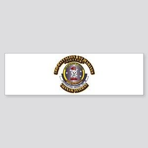 SSI - 3rd Battalion - 1st Marines USMC VN Sticker