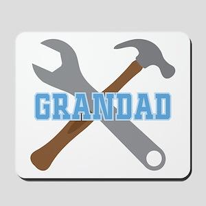 Grandad (tool design) Mousepad