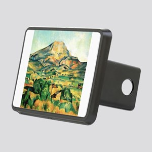 Mont Sainte-Victoire by Cezanne Hitch Cover