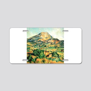 Mont Sainte-Victoire by Cezanne Aluminum License P