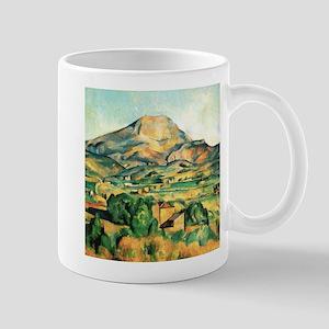 Mont Sainte-Victoire by Cezanne Mugs