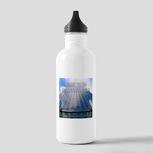 Aim High Reach High Water Bottle