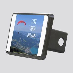 Live your Dreams and fly Hitch Cover