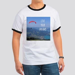 Live your Dreams and fly T-Shirt