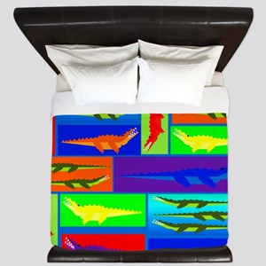 Gators King Duvet