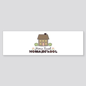 3-HomeSwtHomeScCent Bumper Sticker