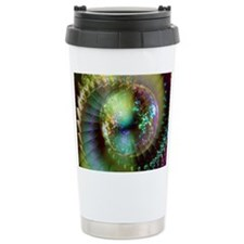 Bubble Planet Illusion Stainless Steel Travel Mug